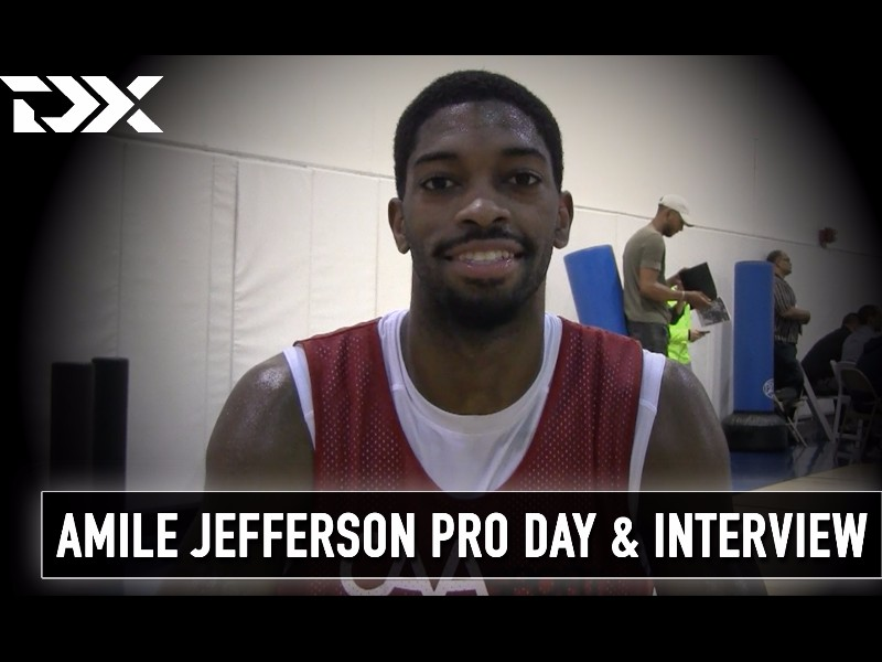 Amile Jefferson profile