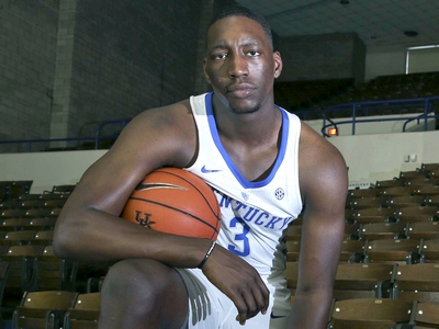Top NBA Prospects in the SEC, Part Two: Bam Adebayo Scouting Video
