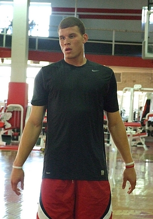 No surprise - Clippers select Blake Griffin