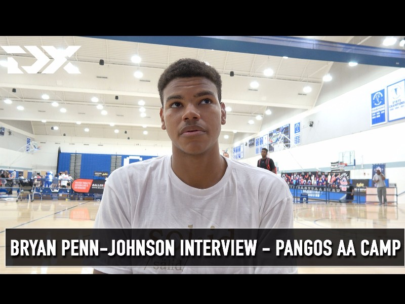 2017 Pangos All-American Camp Interviews: Penn-Johnson, Fuller,Dosunmu