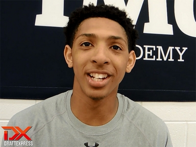 Cameron Payne Interview