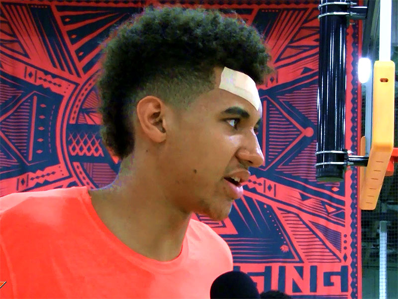 2014 adidas Nations Interview: Chase Jeter