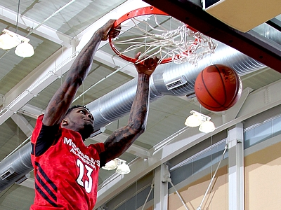 2013 McDonald's High School All-American Dunk Contest Videos