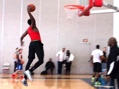 Cliff Alexander Workout Video and Interview