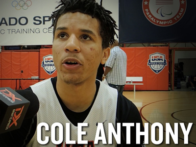 USA Basketball Junior NT Mini Camp Interviews: Part 1