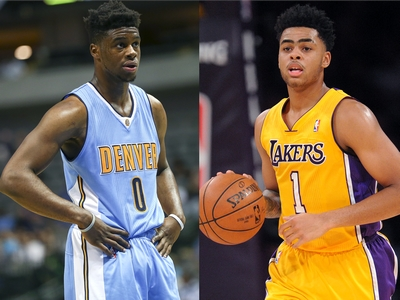 D'Angelo Russell profile