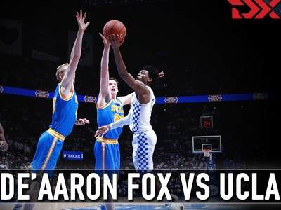 Matchup Video: De'Aaron Fox vs UCLA