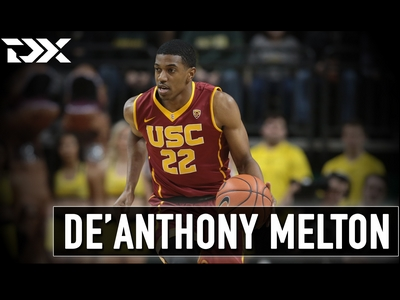 De'Anthony Melton - USC's Swiss Army Knife