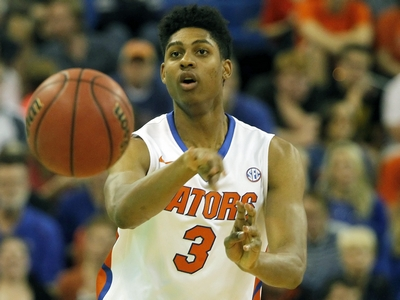 Matchup Video: Devin Robinson vs Kentucky