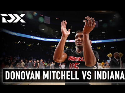 Matchup Video: Donovan Mitchell vs Indiana
