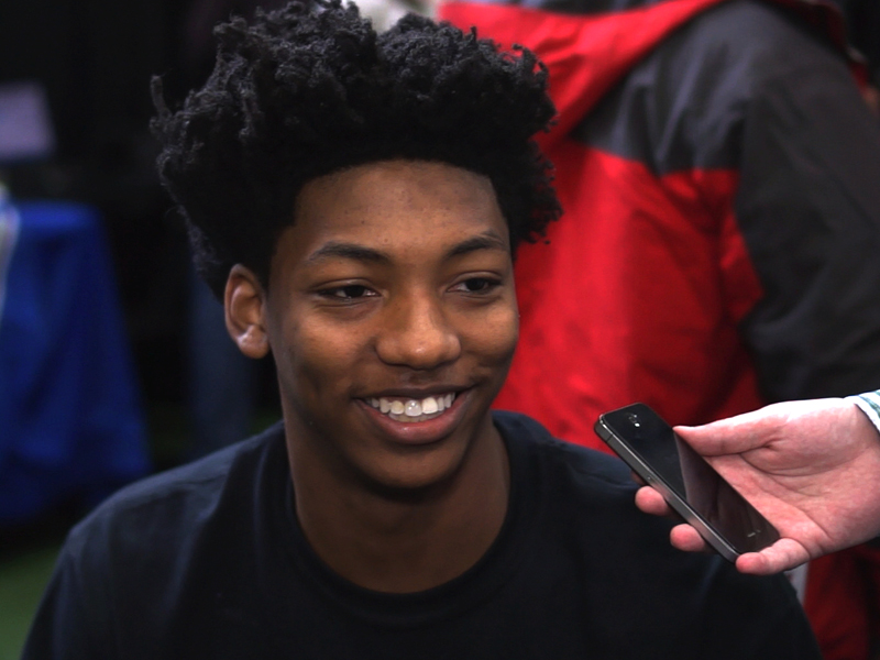 2014 NBA Combine Interview: Elfrid Payton