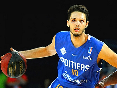 Evan Fournier Stepping Up in France
