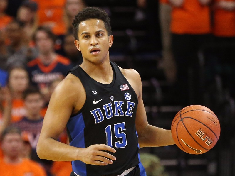Frank Jackson NBA Draft Scouting Report and Video Analysis