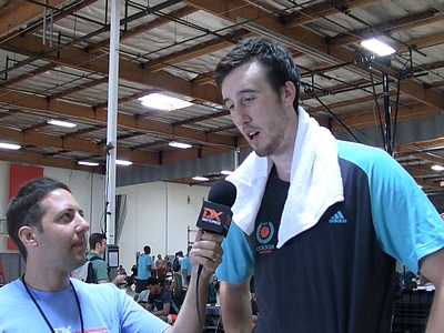 2014 adidas Nations Interview: Frank Kaminsky