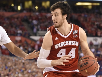 Frank Kaminsky NBA Draft Scouting Report and Video Breakdown