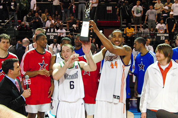 2009 D-League All-Star Game, H.O.R.S.E. and 3-Point Contest