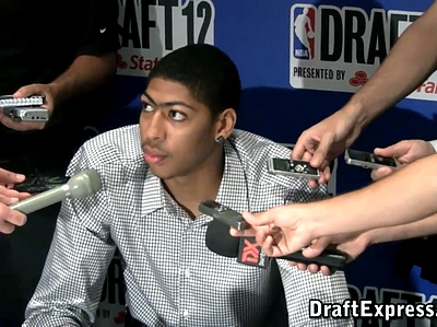 2012 NBA Draft Media Day Interviews Part One