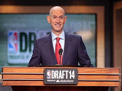 NBA Draft Age Limit Still on Adam Silver's Mind