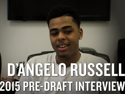 D'Angelo Russell Interview