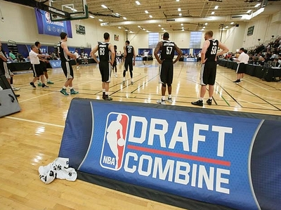 NBA Combine Competitive Action Recap: Day One