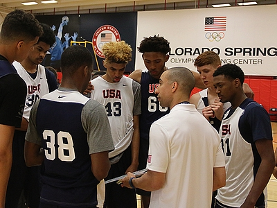 USA Basketball U18 Training Camp Scouting Reports: Point Guards