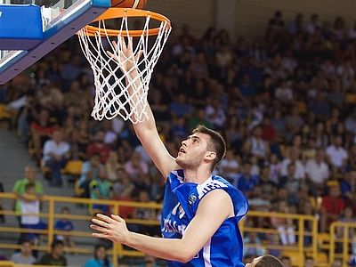 Georgios Papagiannis 2015 FIBA U19 World Championship Interview