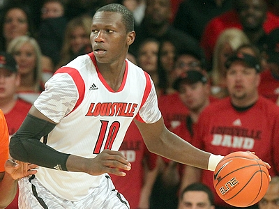 Gorgui Dieng Workout Video and Interview