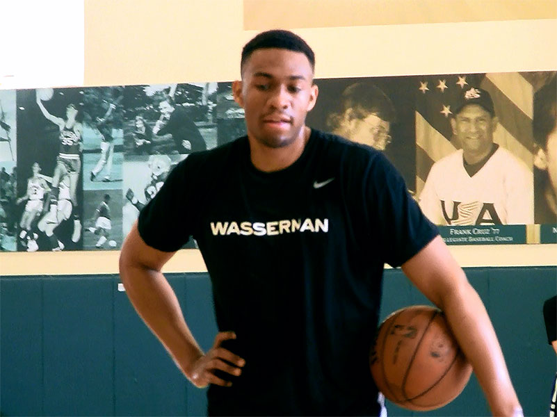 Jabari Parker 2014 NBA Pre-Draft Workout Video