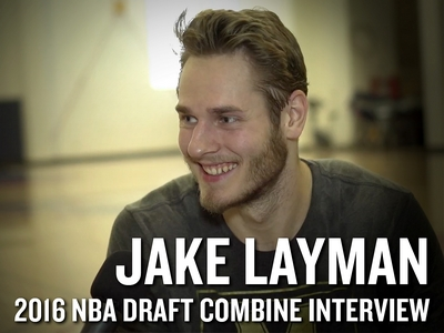 Jake Layman 2016 NBA Pre-Draft Workout Video and Interview