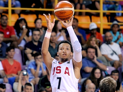 Jalen Brunson 2015 FIBA U19 World Championship Interview