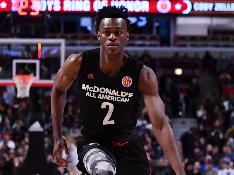 Jarred Vanderbilt profile