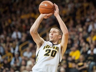 Jarrod Uthoff 2016 NBA Draft Combine Interview