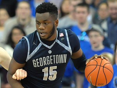 Top NBA Prospects in the Big East, Part 2: Jessie Govan Scouting Video