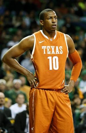 Jonathan Holmes basketball -