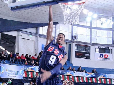 USA Basketball U16 Training Camp Video Scouting Reports: Big Men