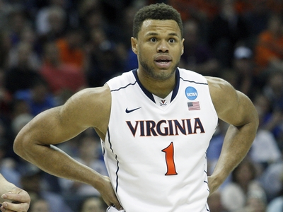 Justin Anderson Declaring for the NBA Draft
