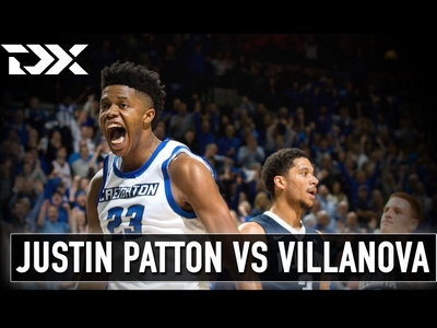 Matchup Video: Justin Patton vs Villanova