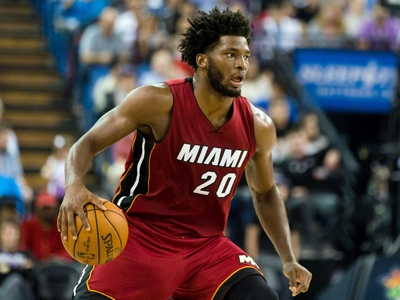 Justise Winslow profile