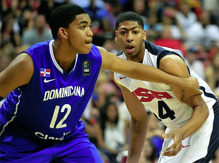 Top NBA Prospects in the SEC, Part 1: Karl Towns Scouting Video