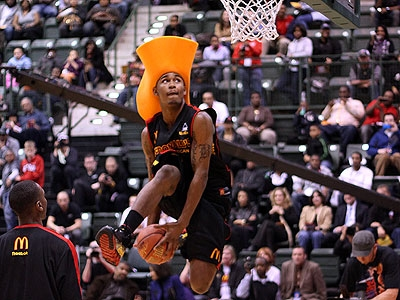 2011 McDonald's High School All-American Dunk Contest Videos