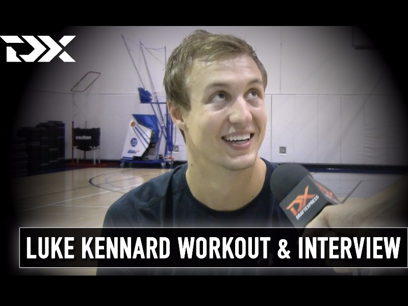Luke Kennard NBA Pre-Draft Workout and Interview