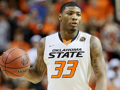 Marcus Smart Pre-Draft Workout for NBA Scouts