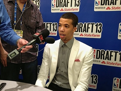 2013 NBA Draft Media Day Interviews, Part Two