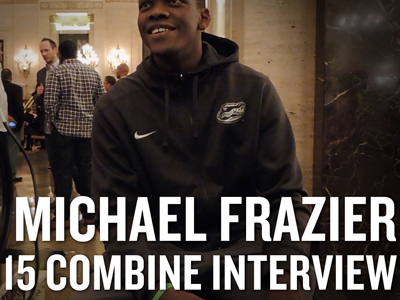 Michael Frazier profile