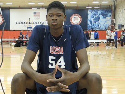 Mohamed Bamba USA Basketball Junior National Team Mini-Camp Interview