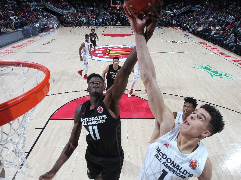 Mohamed Bamba nba draft