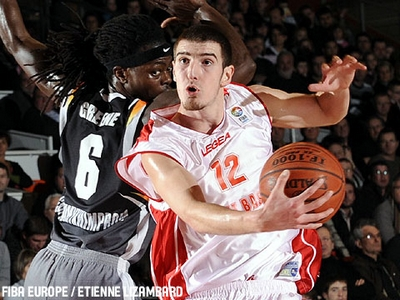 "Nando De Colo: ""I want to play in the NBA"""
