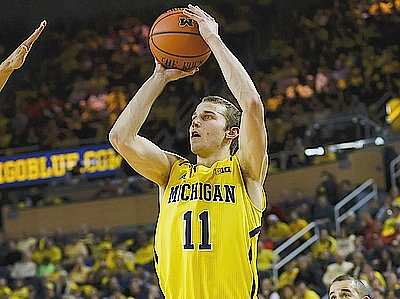 Nik Stauskas 2014 NBA Pre-Draft Workout and Interview Video