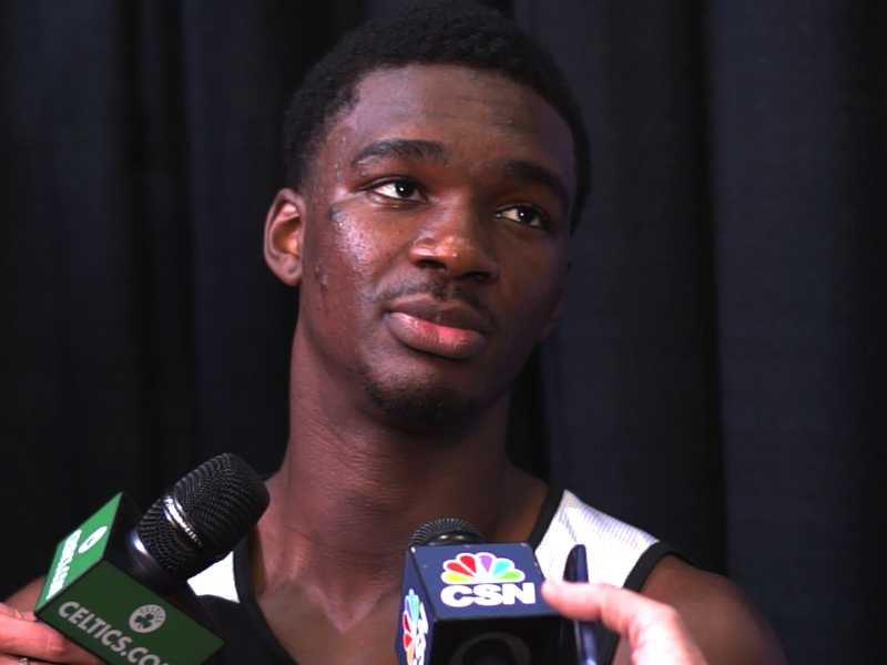 2014 NBA Combine Interviews: Vonleh, Patterson, Brown