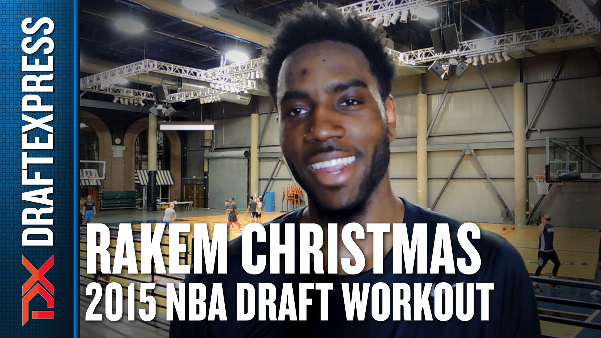 Rakeem Christmas profile